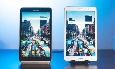 Samsung Galaxy Tab A 2017 Vergleich