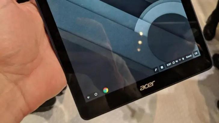 Acer Chrome OS Tablet