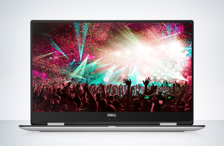 Dell XPS 15 2-in-1 Convertible