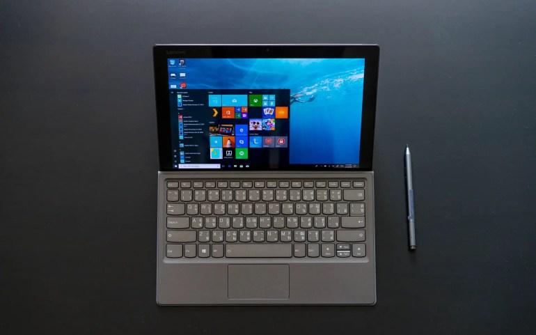 Lenovo MIIX 520 Review