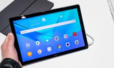 Huawei MediaPad M5 Kurztest