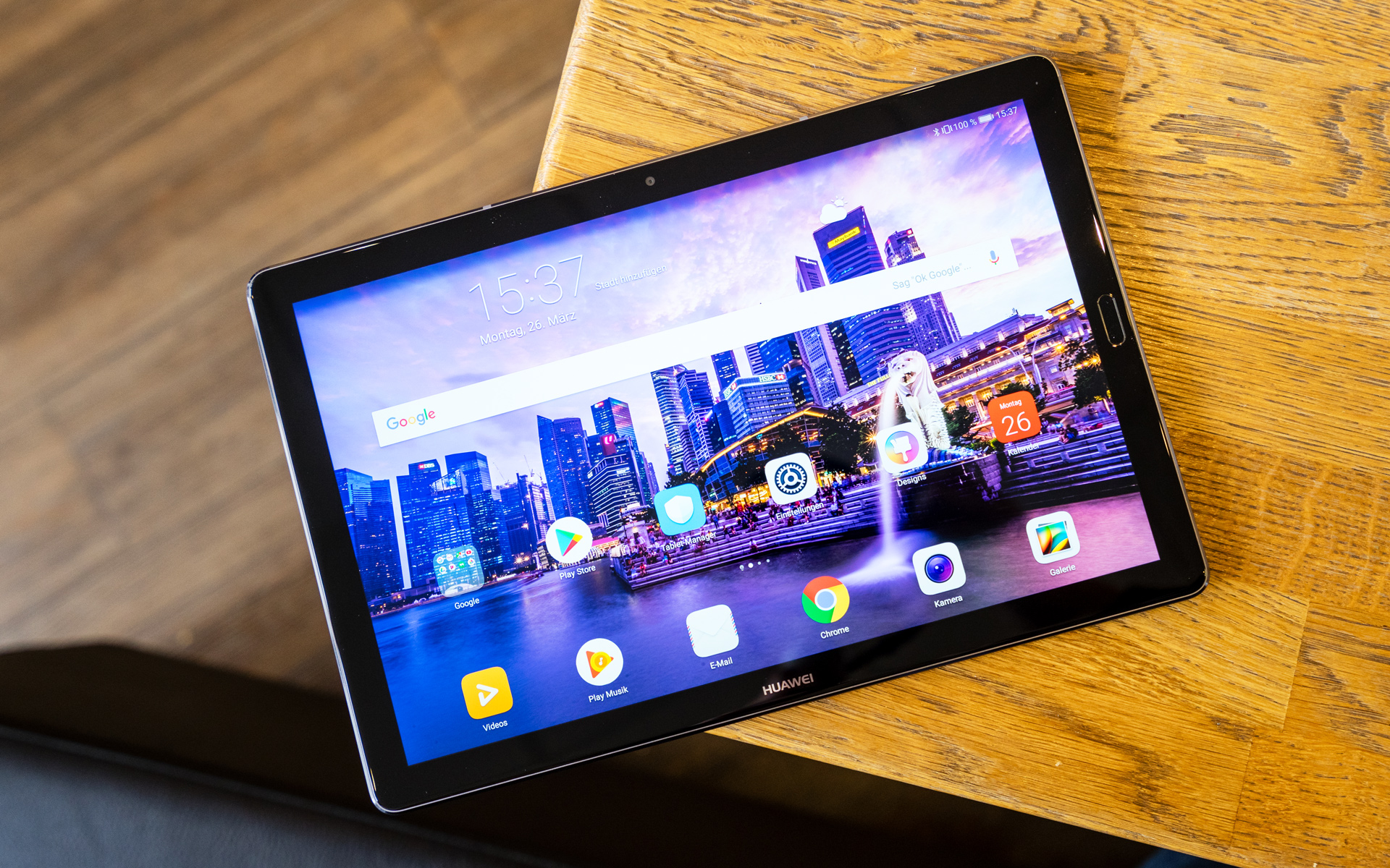 huawei mediapad m5 10 test ein perfektes android tablet. Black Bedroom Furniture Sets. Home Design Ideas