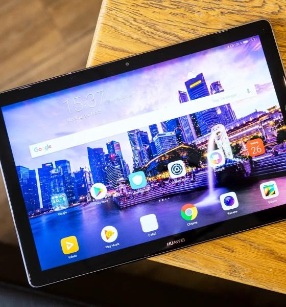 Huawei MediaPad M5 10 Review