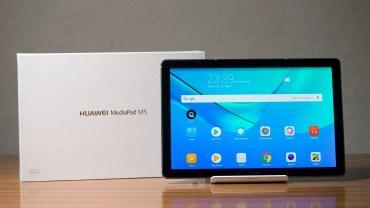 Huawei MediaPad M5 10 Unboxing