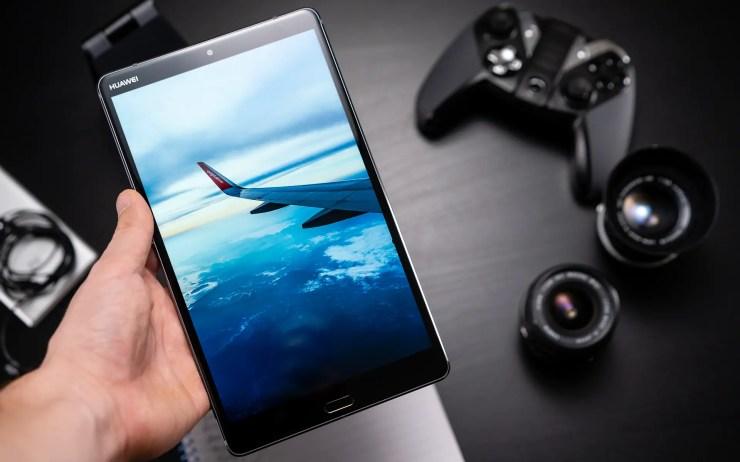 Huawei MediaPad M5 8 Display