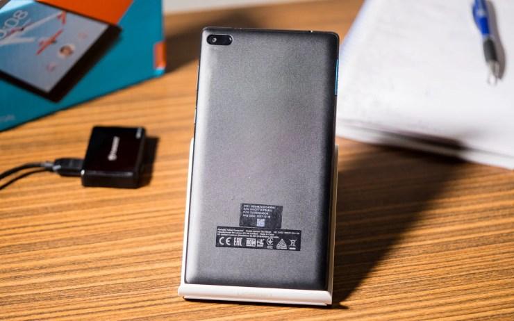Lenovo Tab7 Essential Design