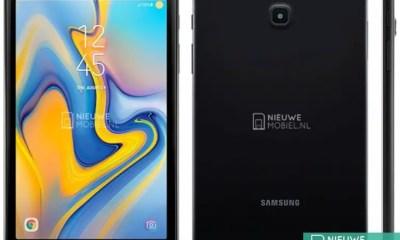 Samsung Galaxy Tab A 8.0 2018 Leak