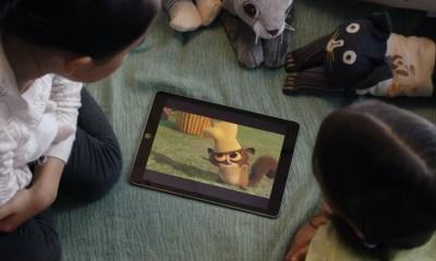 Netflix auf Tablets