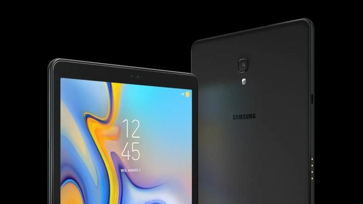 Samsung Galaxy Tab A 10.5 Design