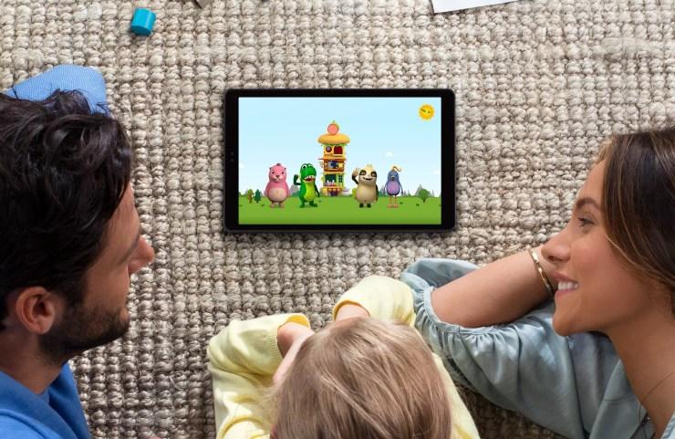 Samsung Galaxy Tab A 10.5 für Kinder