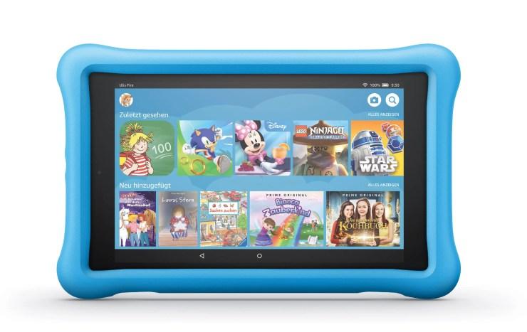 Amazon Fire HD 8 2018 Kids Edition