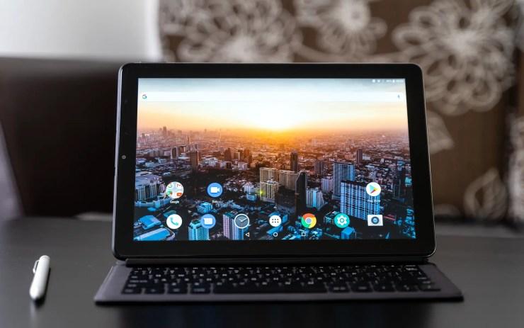 Chuwi Hi9 Plus mit Tastatur