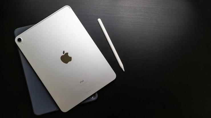 iPad Pro 11 Rückseite