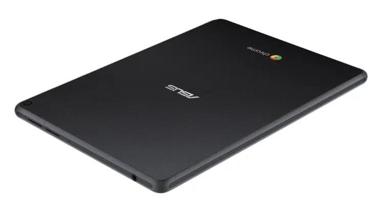 ASUS Chromebook Tablet CT100 Rückseite