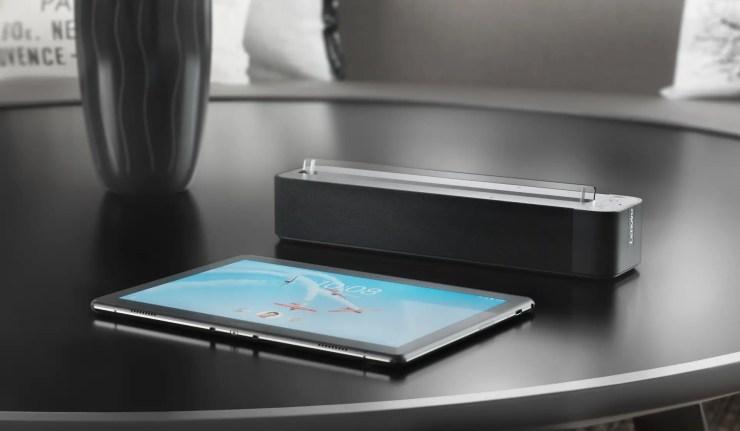 Lenovo Smart Tab P10 vorgestellt