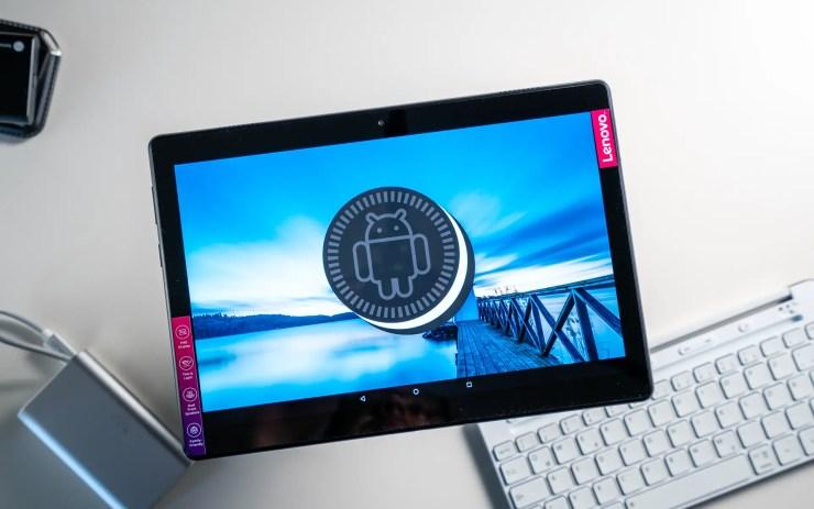 Lenovo Tab M10 mit Android 8