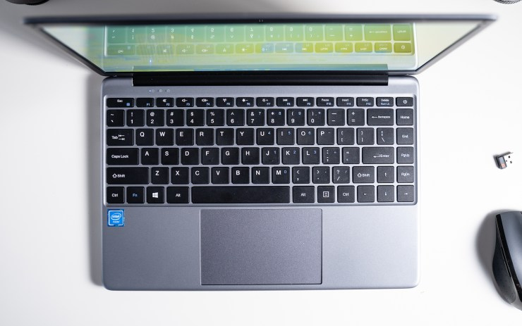 Chuwi HeroBook Tastatur