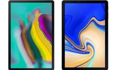 Samsung Galaxy Tab S5e vs. Galaxy Tab S4 Vergleich