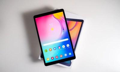 Samsung Galaxy Tab A 10.1 2019 Unboxing