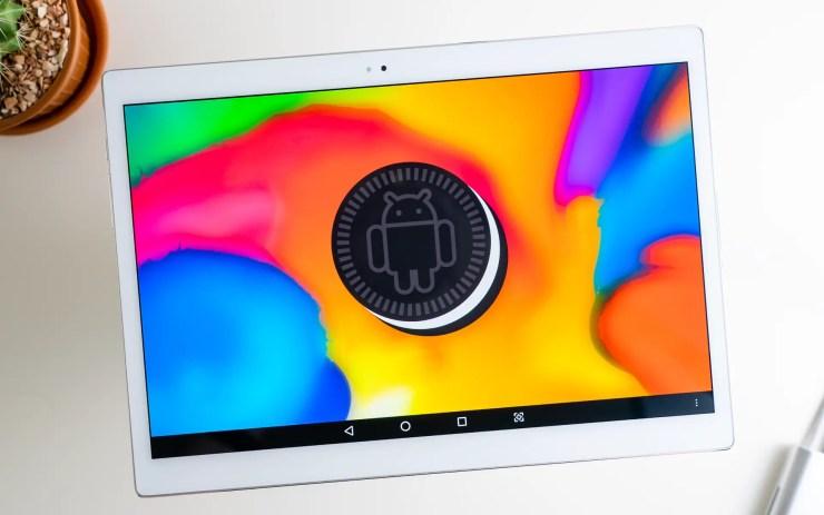 Alldocube X mit Android 8 Oreo