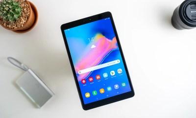Samsung Galaxy Tab A 8.0 Test