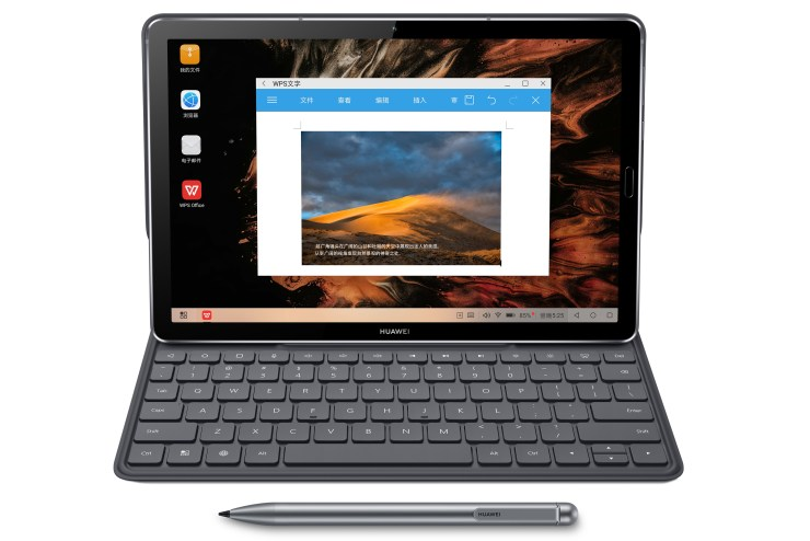 Huawei MediaPad M6 mit M Pen Lite