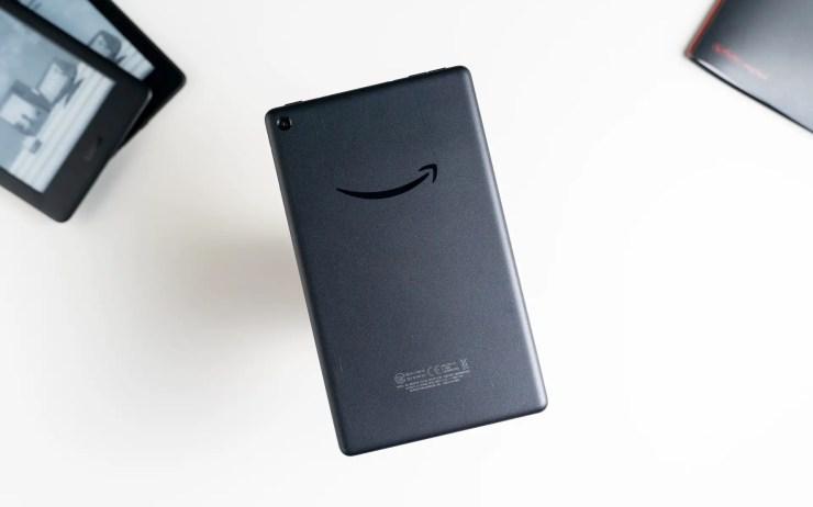 Amazon Fire 7 Verarbeitung