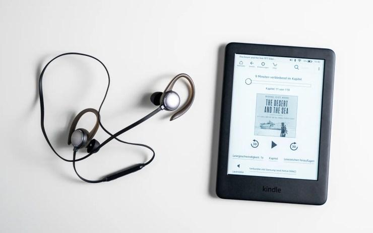 Amazon Kindle Hörbücher