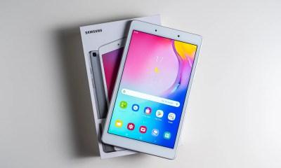 Samsung Galaxy Tab A 8.0 Unboxing
