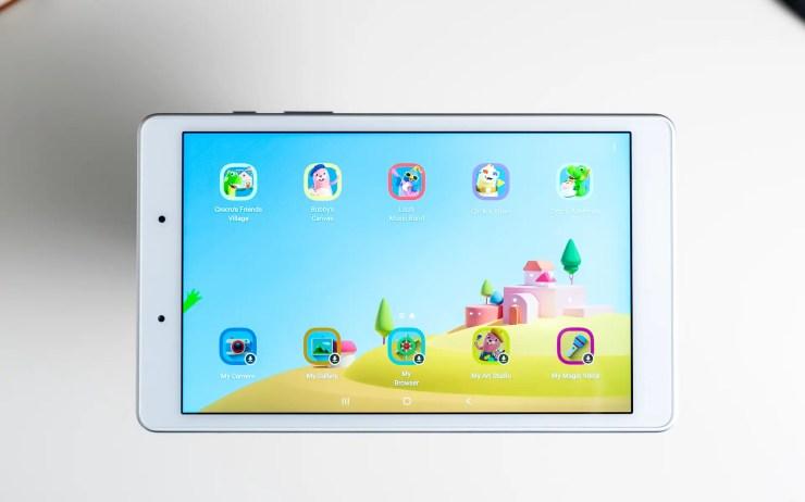 Samsung Galaxy Tab A 8.0 SM-T290 Kindermodus