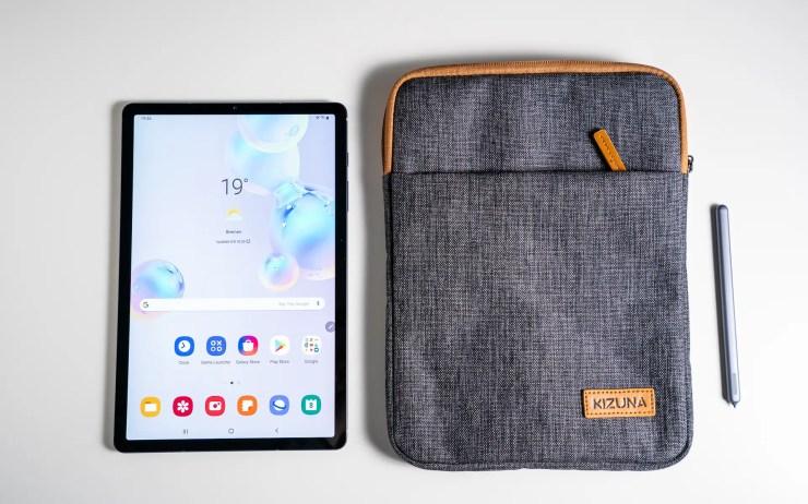 Samsung Galaxy Tab S6 KIZUNA Tablet Hülle