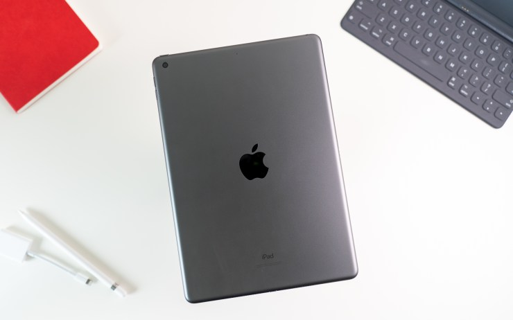 Apple iPad 7 Design