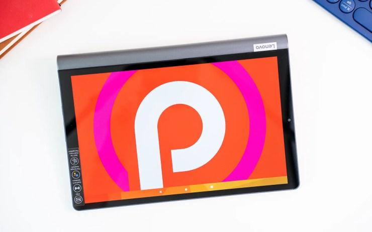 Lenovo Yoga Smart Tab mit Android 9 Pie