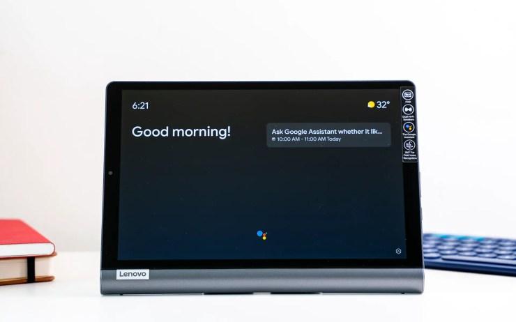 Lenovo Yoga Smart Tab mit Google Assistent