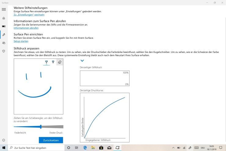 Microsoft Surface App