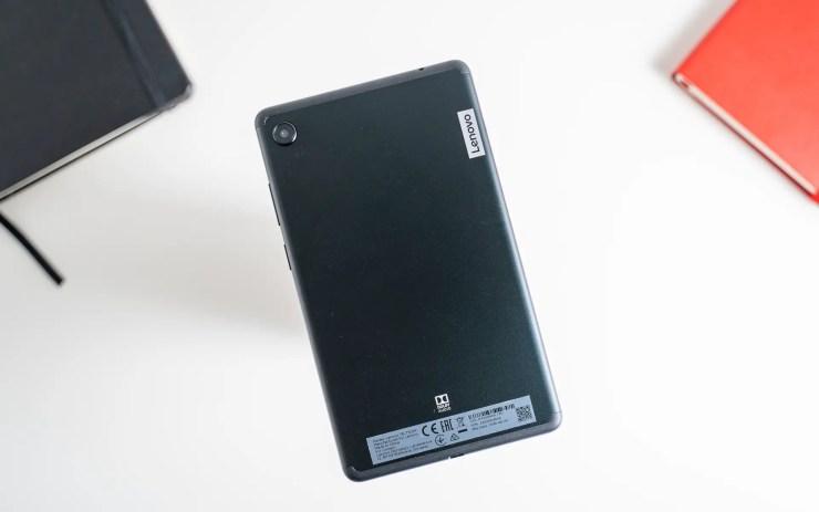 Lenovo Tab M7 Design