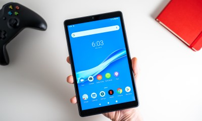 Lenovo Tab M8 HD Test