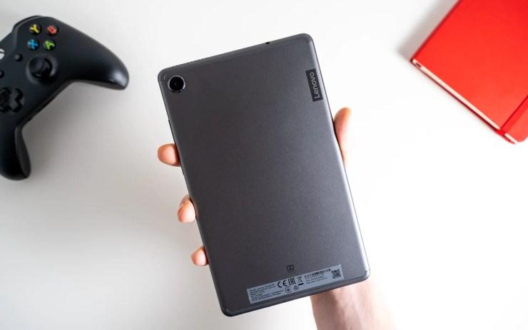 Lenovo Tab M8 HD Verarbeitung