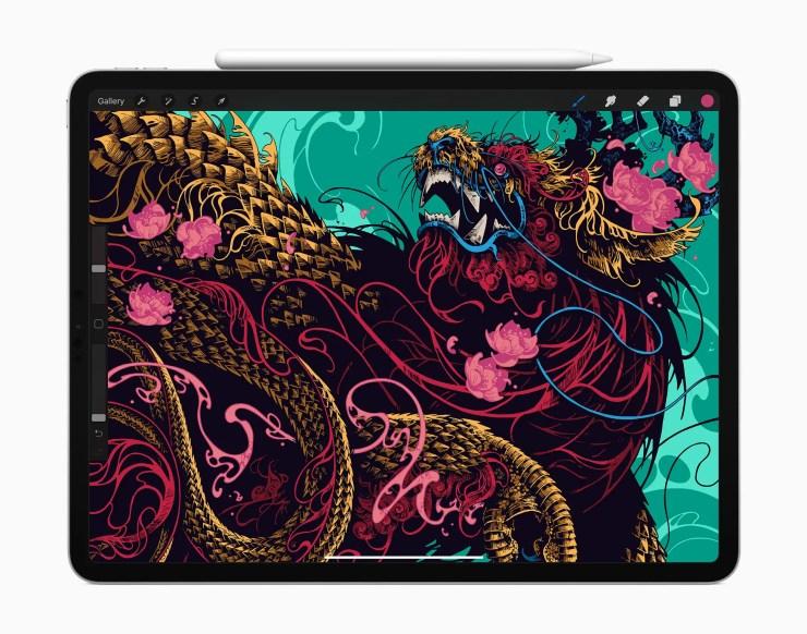 Apple iPad Pro 2020 mit Stylus