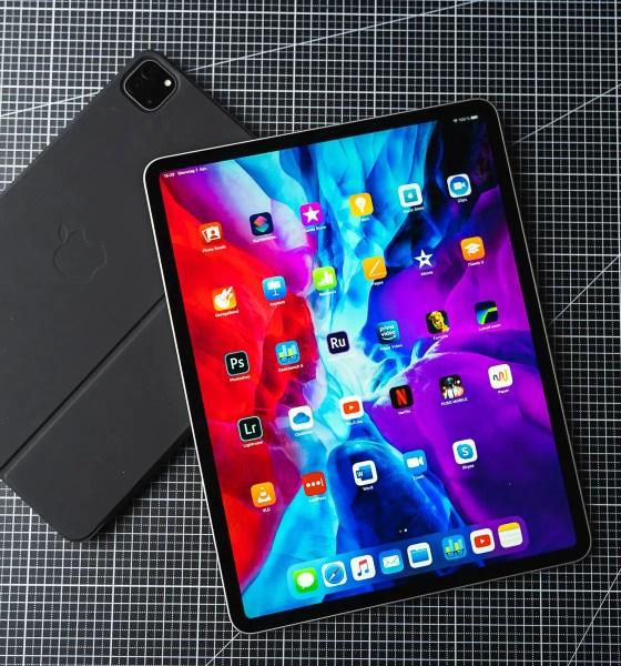 Apple iPad Pro 2020 Test