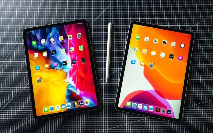iPad Pro 2020 vs 2018 Vergleich