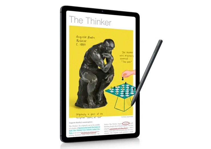 Samsung Galaxy Tab S6 Lite offiziell