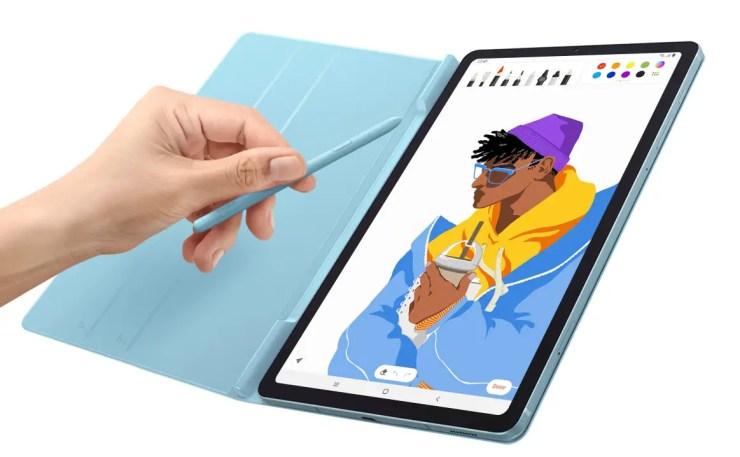 Samsung Galaxy Tab S6 Lite mit S Pen