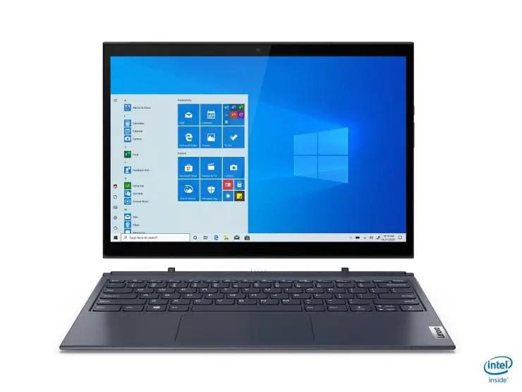 Lenovo Yoga Duet 7i mit Tastatur