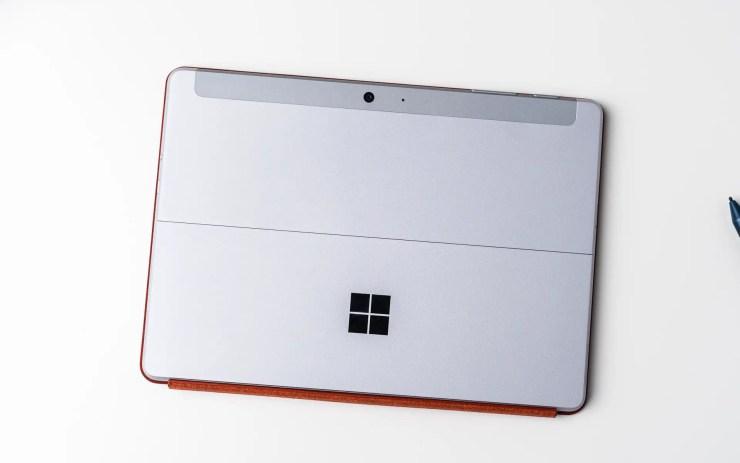 Microsoft Surface Go 2 Magnesium Gehäuse