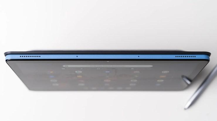 Lenovo Duet Chromebook Lautsprecher