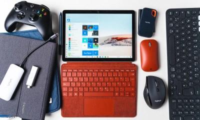 Microsoft Surface Go 2 Zubehör