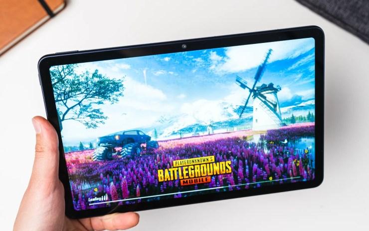 Huawei MatePad 10.4 mit PUBG Mobile