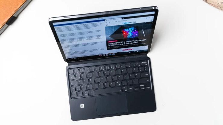 Samsung Galaxy Tab S7 Tastatur Cover