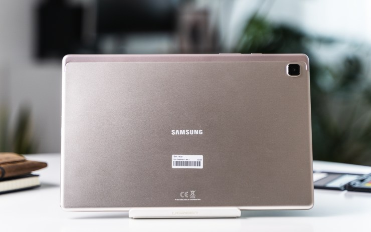 Samsung Galaxy Tab A7 Verarbeitung